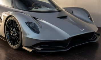 2022 Aston Martin Valhalla