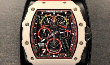 Richard Mille [NEW] RM 50-04 Kimi Räikkönen Tourbillon Split-Seconds Chronograph