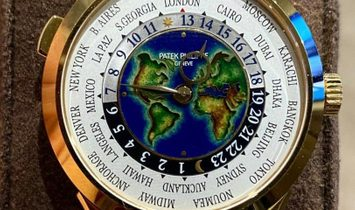 Patek Philippe  5231J Complications World Time