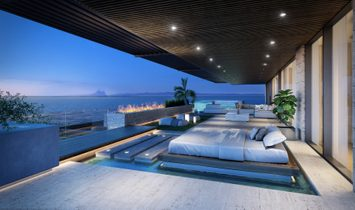Penthouse in Estepona, Andalusien, Spanien 1