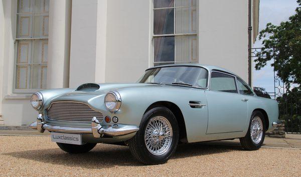 Aston Martin Db4 For Sale Jamesedition