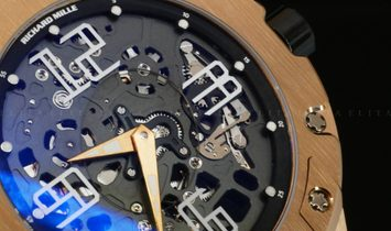 Richard Mille RM 033 RG Extra Flat