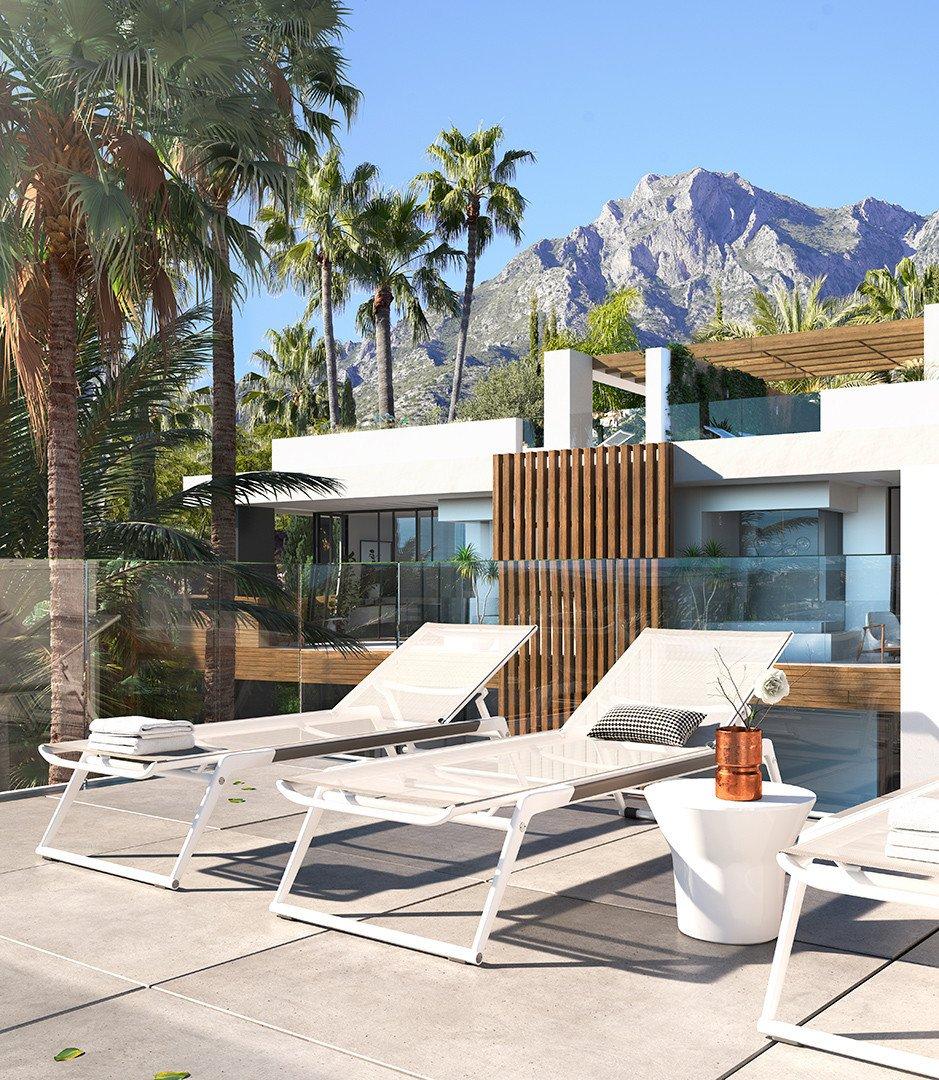Villa in Marbella, Andalusia, Spain 1 - 11006260