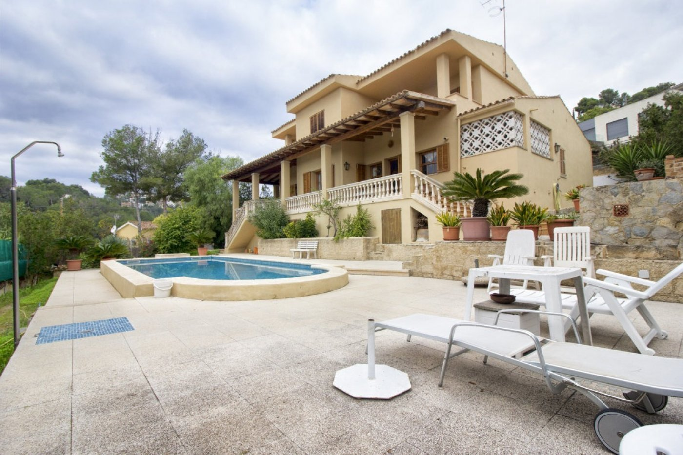 Villa in Costa de la Calma, Balearic Islands, Spain 1