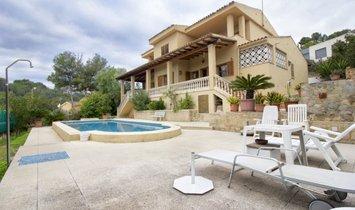 Villa in Costa de la Calma, Balearische Inseln, Spanien 1