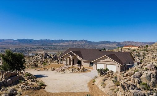 House in Yucca Valley, California, United States