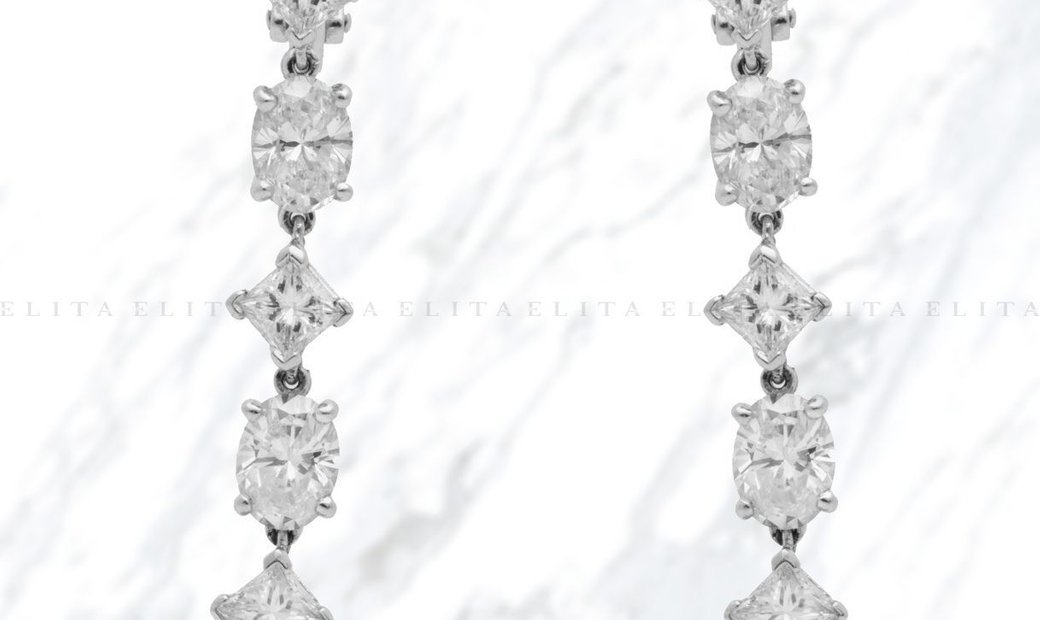 Cartier Diamond Earrings