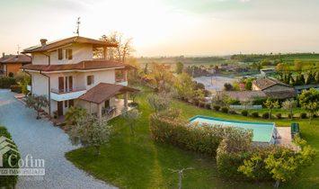 Villa in Lombardy, Italy
