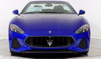 Maserati GranTurismo Convertible Sport