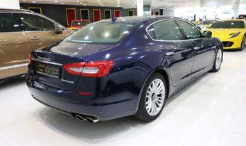 2014 Maserati Quattroporte S fwd