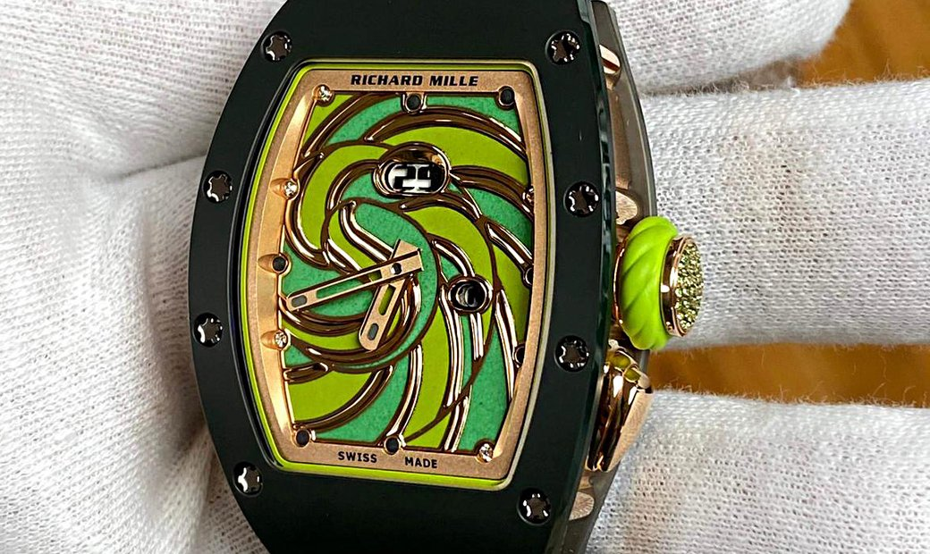 Richard Mille [NEW][LIMITED 30 PIECE] BonBon Collection RM 37-01 Sucette