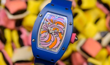 Richard Mille RM 07-03 Cupcake BonBon Collection