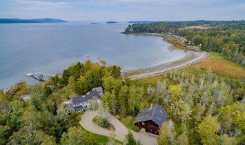 House in Islesboro, Maine, United States of America