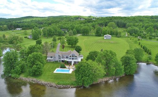 House in Newport, Vermont, United States