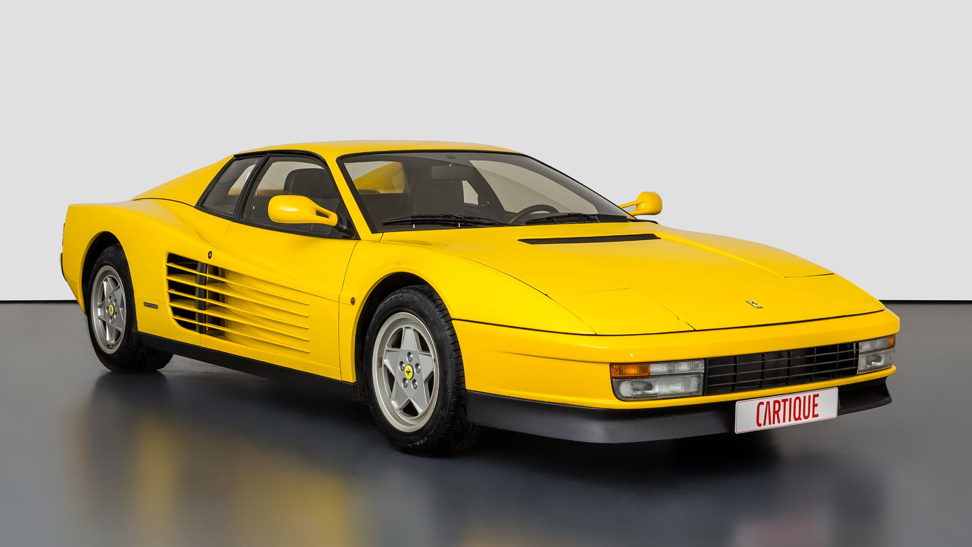 1989 Ferrari Testarossa In Steinheim An Der Murr Baden Württemberg Germany For Sale 11013213