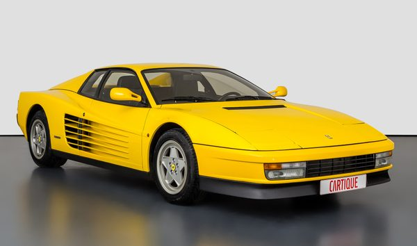 Ferrari Testarossa For Sale Jamesedition
