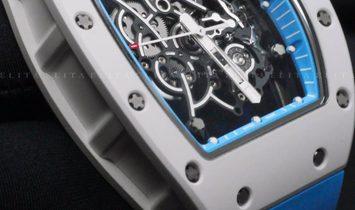 Richard Mille RM 055 Bubba Watson Asia Blue