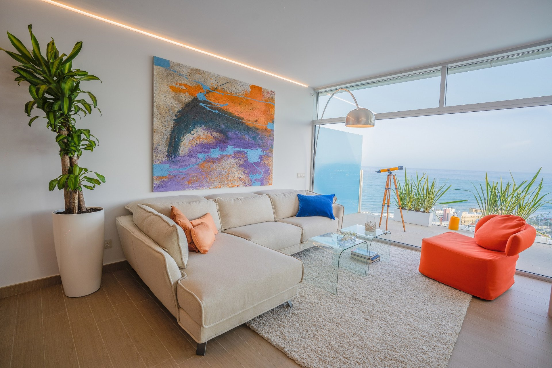 Penthouse in Benalmádena, Andalusia, Spain 1 - 11013979