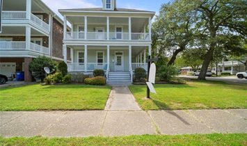House in Norfolk, Virginia, United States of America