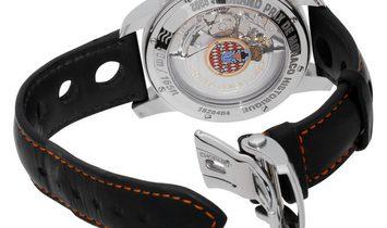 Chopard Grand Prix 168992-3031, Baton, 2014, Very Good, Case material Steel, Bracelet m