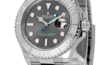 Rolex Yacht-Master 126622, Baton, 2020, Unworn, Case material Steel, Bracelet material: