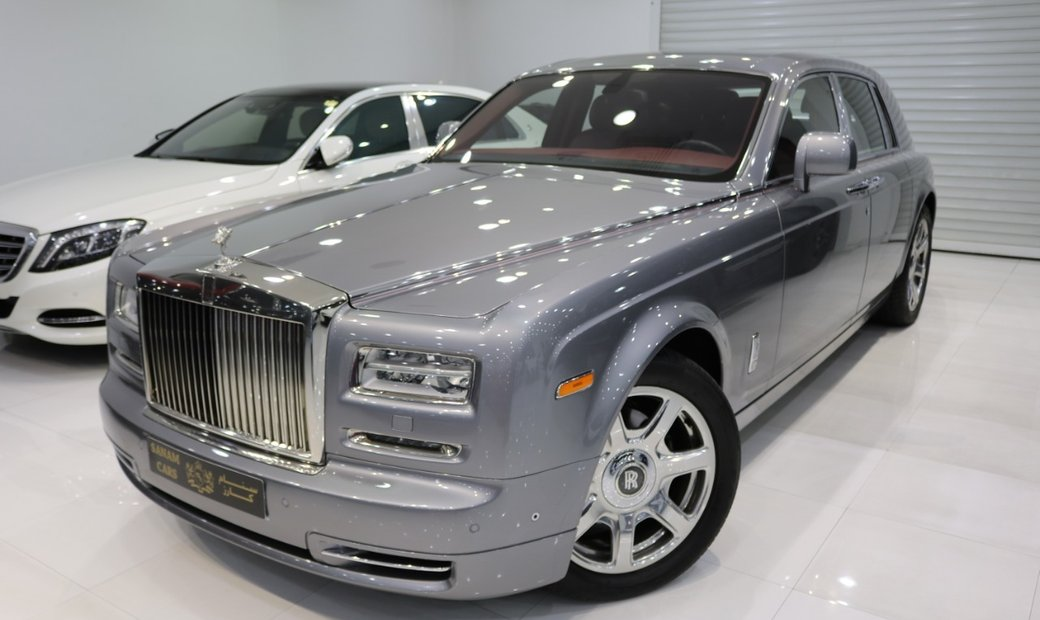 2013 Rolls-Royce Phantom