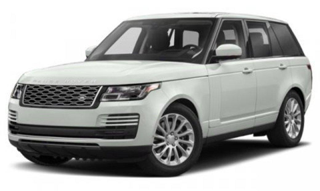 2020 Land Rover Range Rover In Vienna Va United States