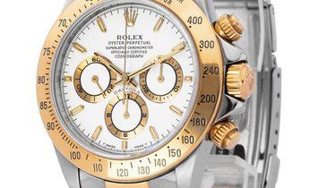 Rolex Daytona 16523, Baton, 1996, Good, Case material Steel, Bracelet material: Steel