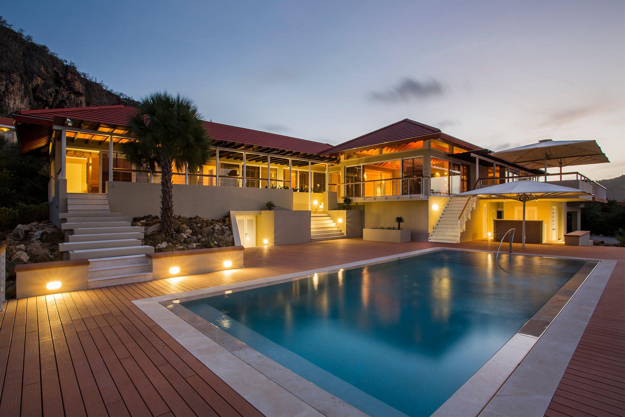 Дом в Santa Barbara Plantation, Curaçao, Кюрасао 1 - 10386602
