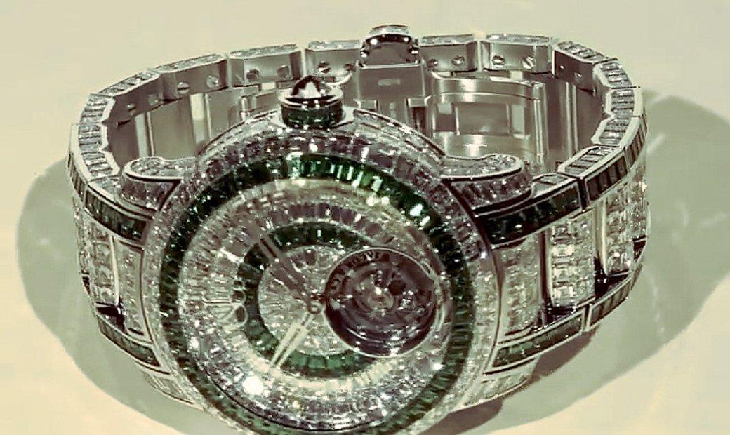 Jacob & Co. 捷克豹 [NEW] Caviar Tourbillon 44mm Green