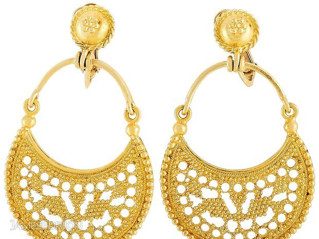 Ilias Lalaounis Ilias Lalaounis 18K Yellow Gold Earrings (11021113)