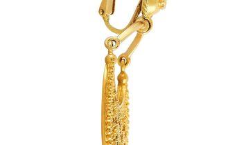 Ilias Lalaounis Ilias Lalaounis 18K Yellow Gold Earrings