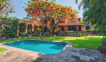 House in Las Colmenas, Morelos, Mexico