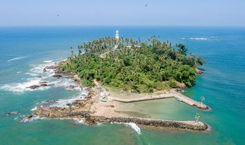 Private Island in Sri Lanka