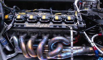 1992 Lamborghini Venturi-Larrousse LC-92 Lamborghini F-1