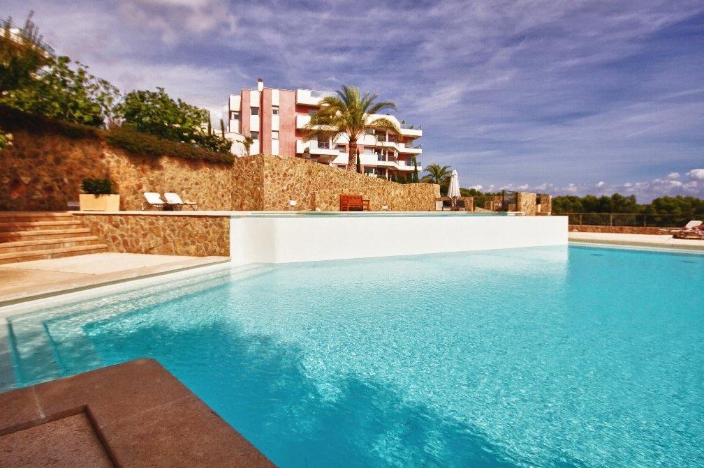 Apartment in Sol de Mallorca, Balearic Islands, Spain 1 - 10235367