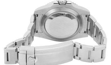 Rolex Submariner 114060, Baton, 2013, Good, Case material Steel, Bracelet material: Ste