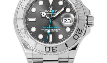 Rolex Yacht-Master 126622, Baton, 2020, Very Good, Case material Steel, Bracelet materi