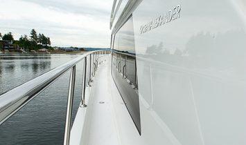 COMIN' AROUND 62' (18.90m) Ocean Alexander 2012