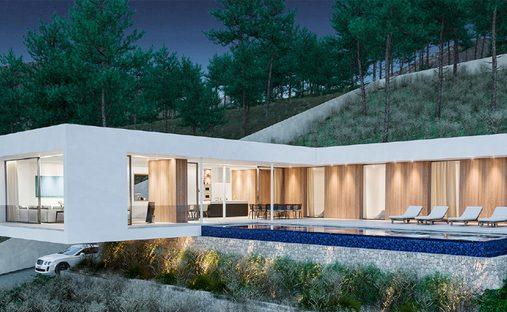 House in Palma, Balearic Islands, Spain