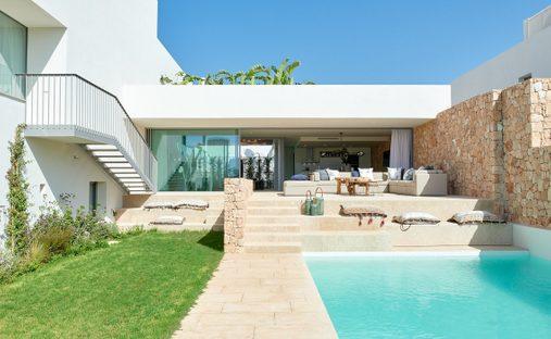 House in Ibiza, Balearic Islands, Spain