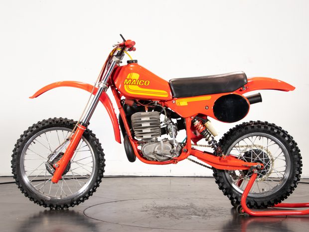 MAICO CROSS 250 CON MOTORE 400 (11025548)