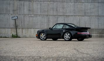 1992 Porsche 911 rwd