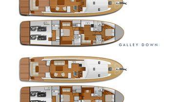 OCEAN 63 69' (21.18m) Hunt Yachts 2021
