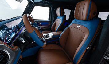 Mercedes-Benz G63 AMG - BRABUS INVICTO LUXURY - ARMOURED VEHICLE