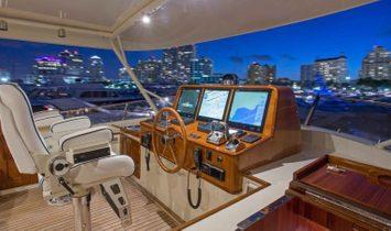 OCEAN 76 FLYBRIDGE 82' (25.07m) Hunt Yachts 2021