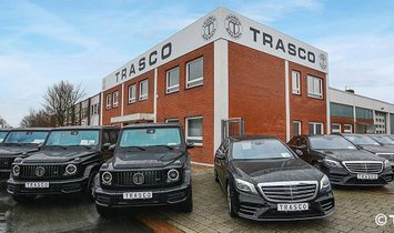 2020 Trasco Armored 2020 Mercedes-Benz G 63 AMG