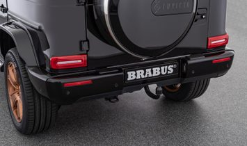 Mercedes-Benz G500 - BRABUS INVICTO PURE - ARMOURED VEHICLE