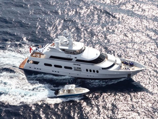NEVER ENOUGH 140' (42.67m) Feadship 1992 / 2015 (11027379)