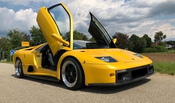 1999 Lamborghini Diablo SV rwd